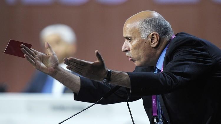 تجديد الثقة باللواء رجوب رئيسا للأولمبية الفلسطينية
