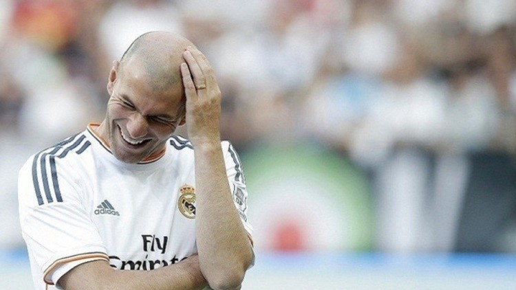 زيدان: لن أدرب يوما برشلونة!