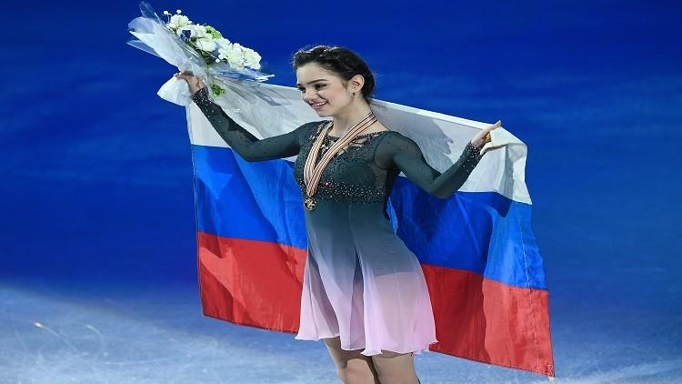 مدفيديفا ستستمر في مسيرتها بعد أولمبياد 2018