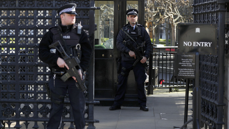 بريطانيا تفرج عن المعتقلين على خلفية هجوم لندن