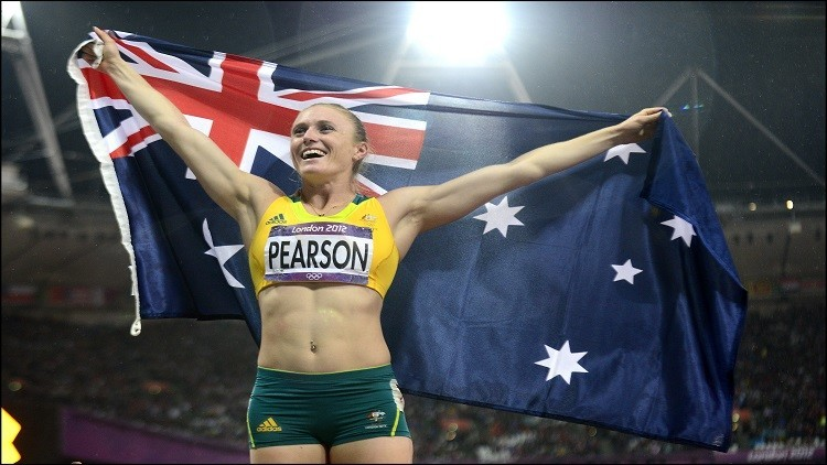 الأسترالية بيرسون تتألق من جديد في سباق  100 متر حواجز