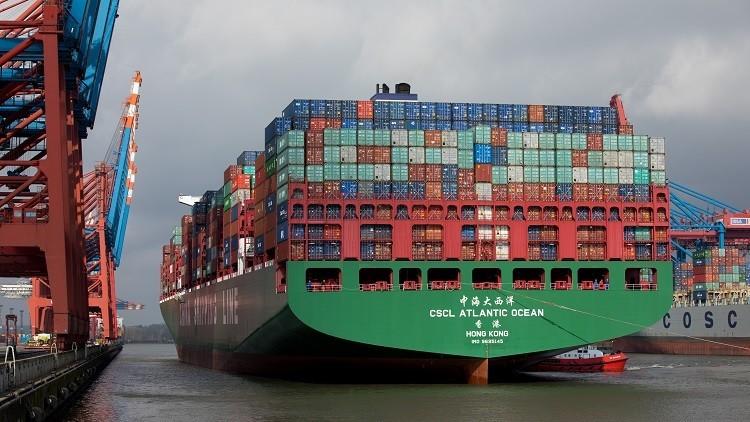 الإمارات تستهدف 100 مليار دولار حجم تجارة مع الصين