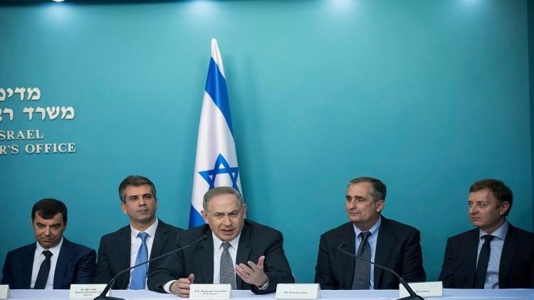 نتنياهو يبشر الإسرائيليين بالصولجان السحري