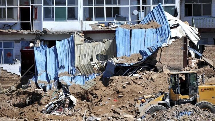 9 قتلى بسبب متفجرات مخزنة بطريقة غير قانونية بالصين