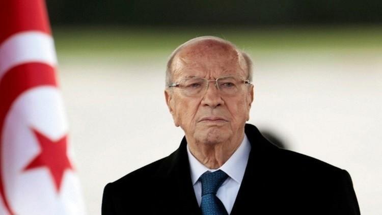 الرئاسة التونسية تدحض ادعاءات إيرانية منسوبة للسبسي