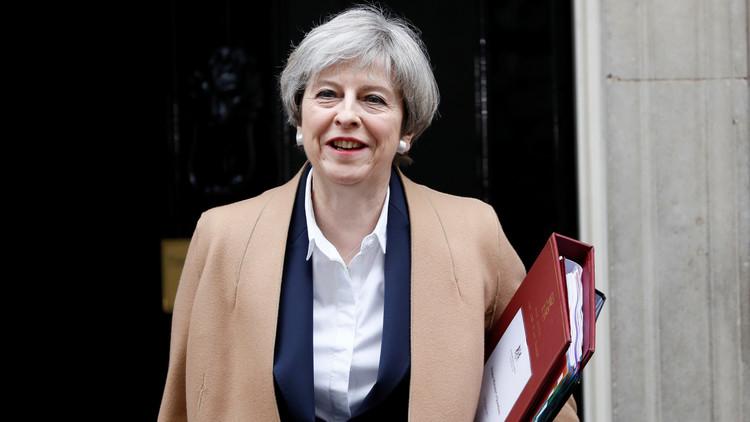 ماي: بريطانيا متمسكة بجبل طارق
