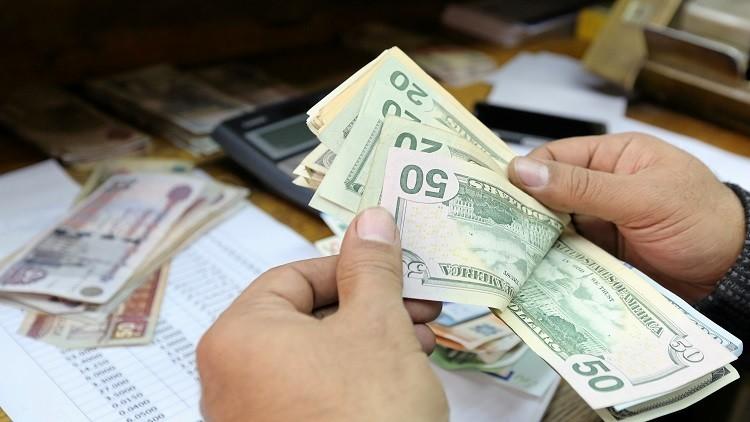 ارتفاع احتياطي النقد الأجنبي في مصر