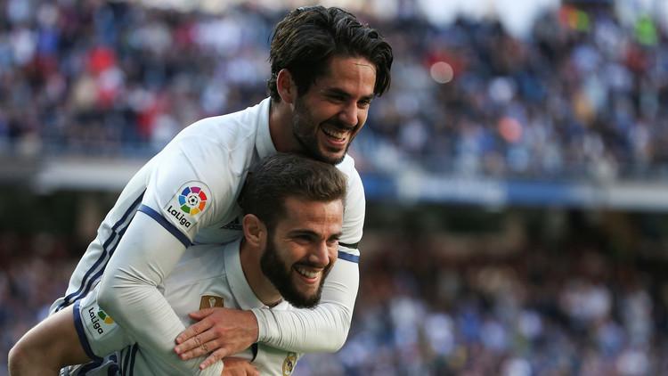ريال مدريد يكرم وفادة ألافيس ويحتفظ بصدارة الليغا