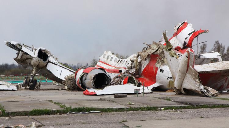 موسكو:اتهامات وارسو بشأن تحطم طائرة الرئيس كاتشينسكي غير مقبولة