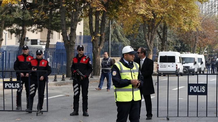 تعزيز إجراءات الأمن في مترو أنقرة بعد انفجار بطرسبورغ