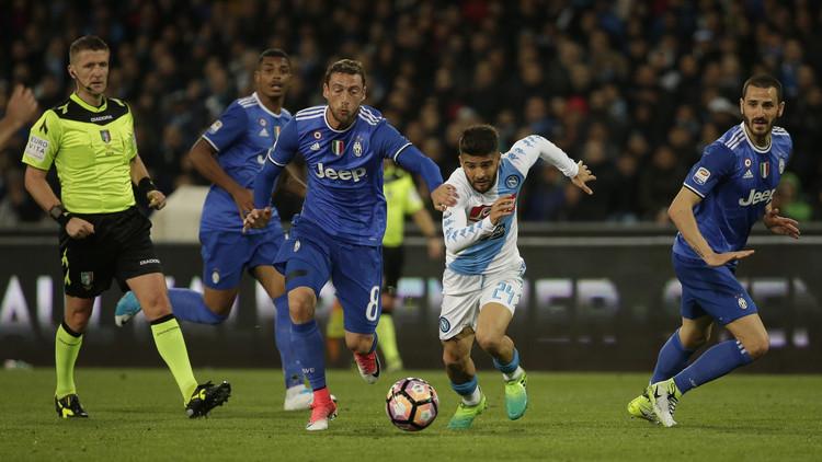 مواجهتان ناريتان في نصف نهائي كأس إيطاليا