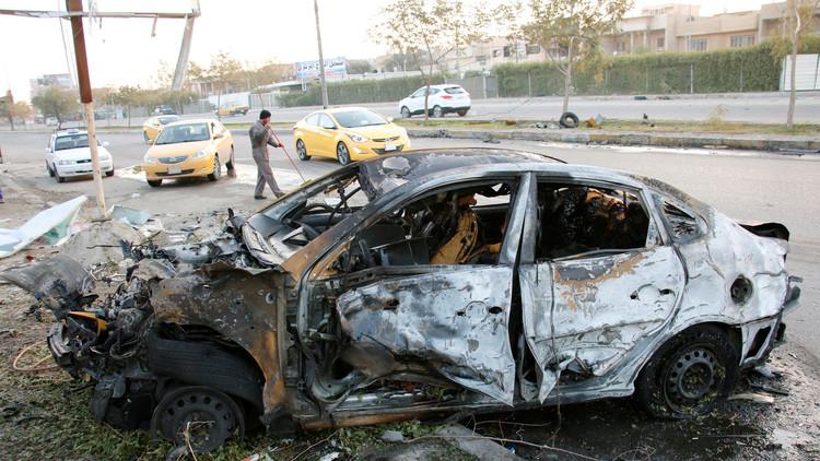 تفجير انتحاري في الإسكندرية وسط العراق