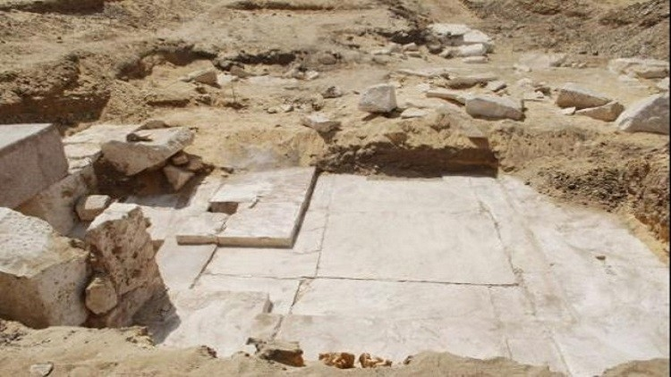 اكتشاف هرم جديد في مصر!