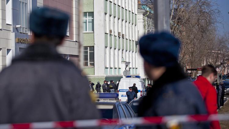 اعتقال اثنين من المشتبه بهم في اعتداء أستراخان جنوبي روسيا