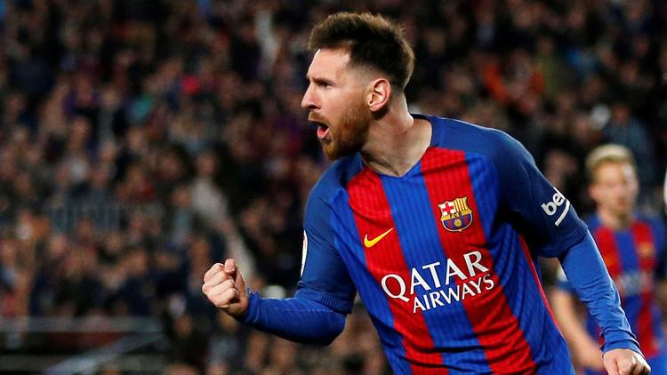 ميسي بصدد تجديد عقده مع برشلونة