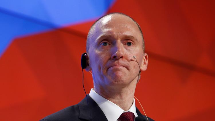 اتهام جواسيس روس بمحاولة تجنيد مستشار لترامب!