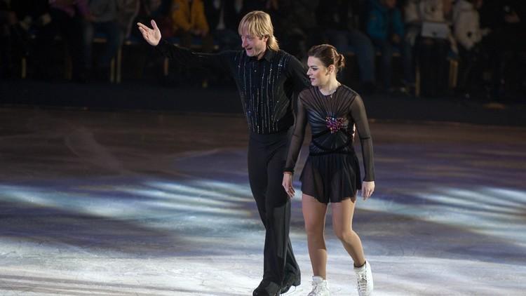 بلوشينكو يدرب بطلة سوتشي الأولمبية
