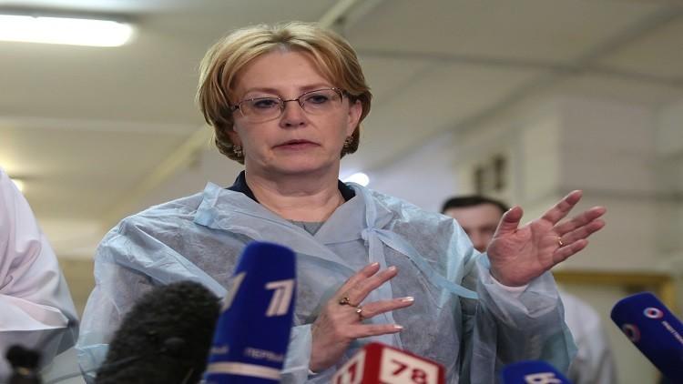 تفجير بطرسبورغ أراد قتلها وبارفيونوف أنقذها