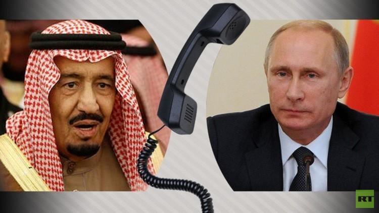 الكرملين: بوتين والعاهل السعودي أكدا أهمية تضافر الجهود ضد الإرهاب