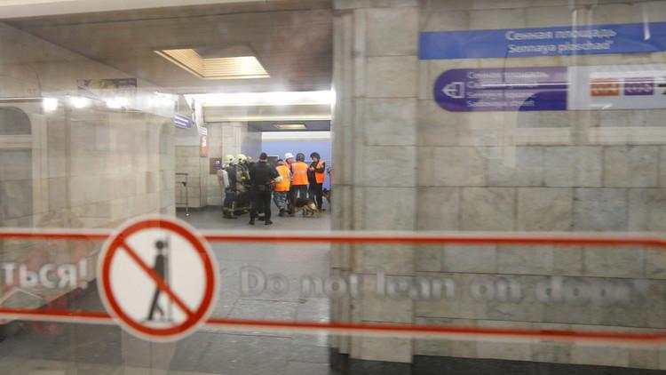 إنترفاكس: كاميرات المترو التقطت صورا لمشتبه به بالتفجير