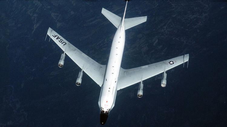 طائرة استطلاع أمريكية تحلّق قرب حدود روسيا الشمالية الغربية