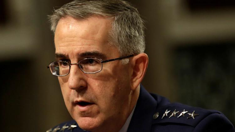 واشنطن :لا يمكن حل ملف كوريا الشمالية دون الصين