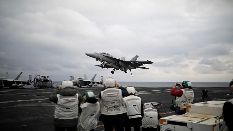 الجيش الأمريكي يوسع مدرجا في قاعدة شمالي سوريا لاستقبال طائرات شحن ضخمة