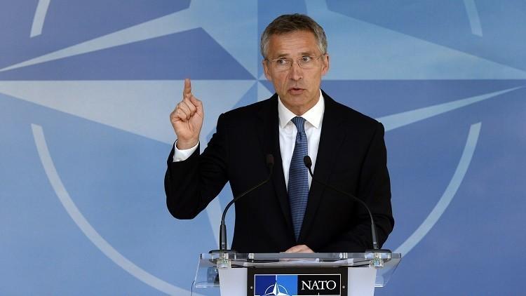ستولتنبرغ يدعو برلين إلى زيادة إنفاقها على الناتو