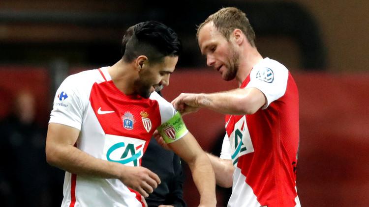 موناكو يبلغ المربع الذهبي لكأس فرنسا