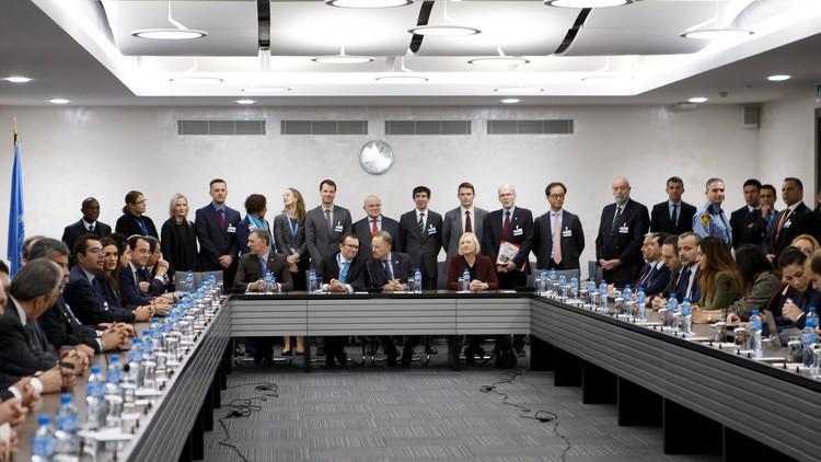 الأمم المتحدة: زعماء قبرص يستأنفون محادثات السلام في 11 أبريل
