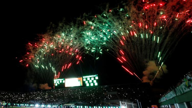 تشابيكوينسي يفوز في ذهاب ريكوبا سود أمريكانا