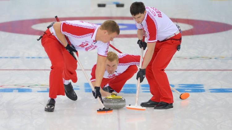 روسيا تواصل مسلسل خسائرها في بطولة العالم للكيرلينغ