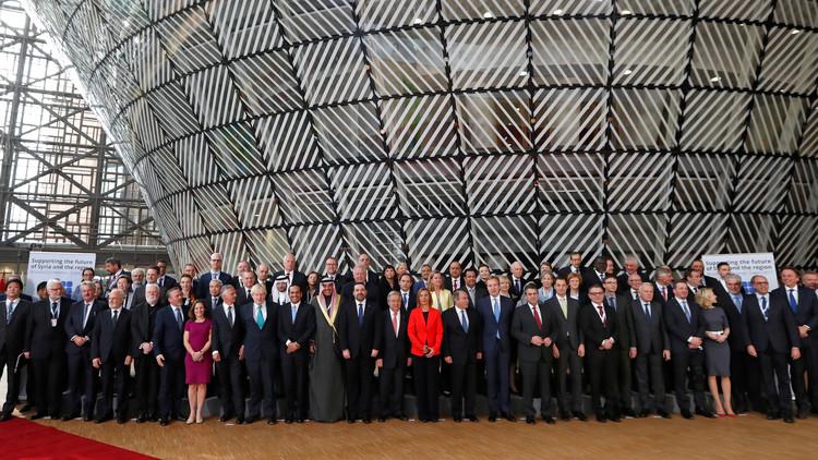 مؤتمر بروكسل يتعهد بتقديم 6 مليارات دولار إلى سوريا