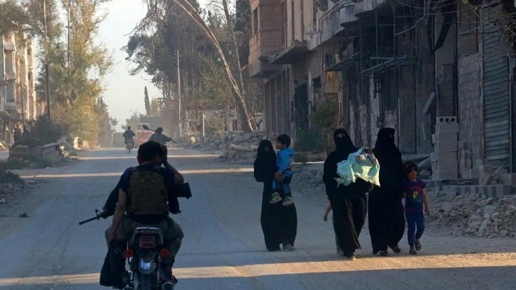 واشنطن عاجزة عن تحديد عدد المقاتلين الأجانب في العراق وسوريا