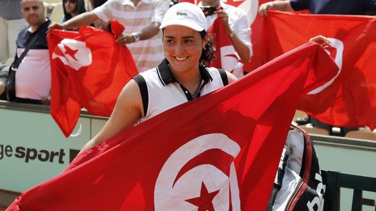 التونسية أُنس جابر تواصل مشوارها في تشارلستون