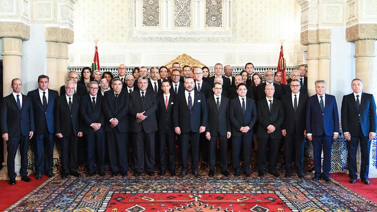الإعلان عن تشكيلة الحكومة المغربية الجديدة