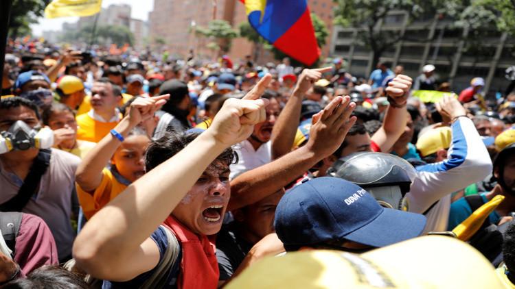 زعيم في المعارضة الفنزويلية يلجأ إلى سفارة تشيلي