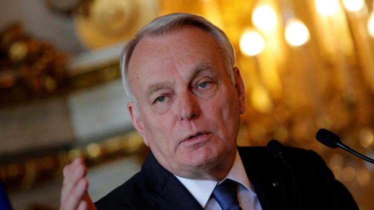 باريس: لا يجوز أن نتحرك في سوريا حتى إذا غلى الدم في عروق ترامب