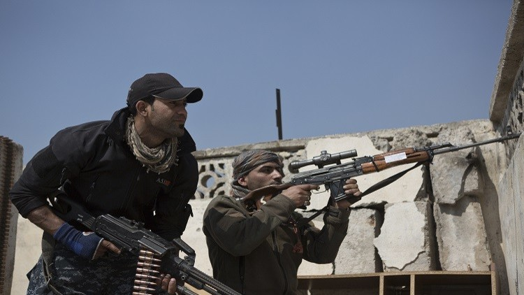 مقتل المسؤول عن الانتحاريين في الموصل