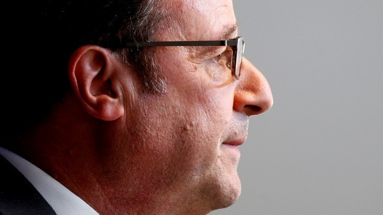70 بالمئة من الفرنسيين يعتبرون هولاند رئيسا