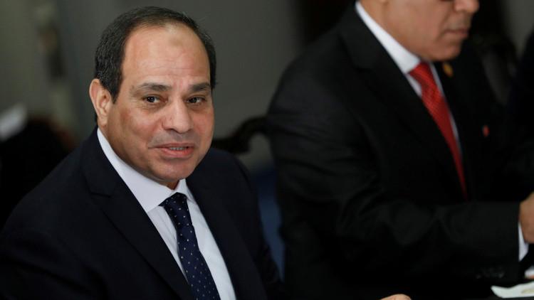 السيسي يبحث مع السيناتور ماكين التعاون المصري الأمريكي وقضايا المنطقة