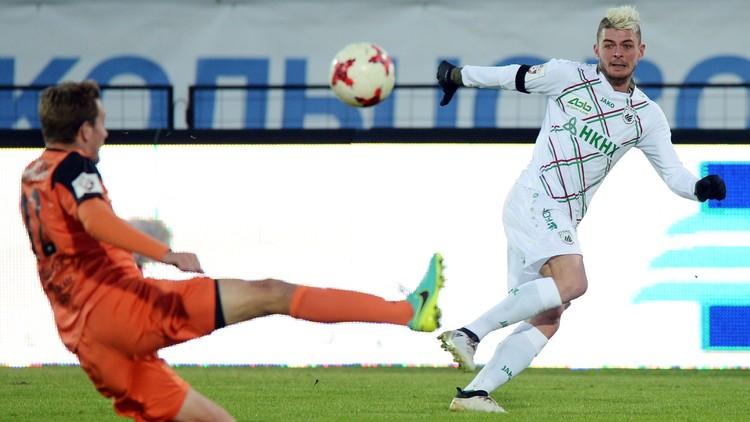 لقب بطل كأس روسيا ينحصر بين لوكوموتيف موسكو وأورال