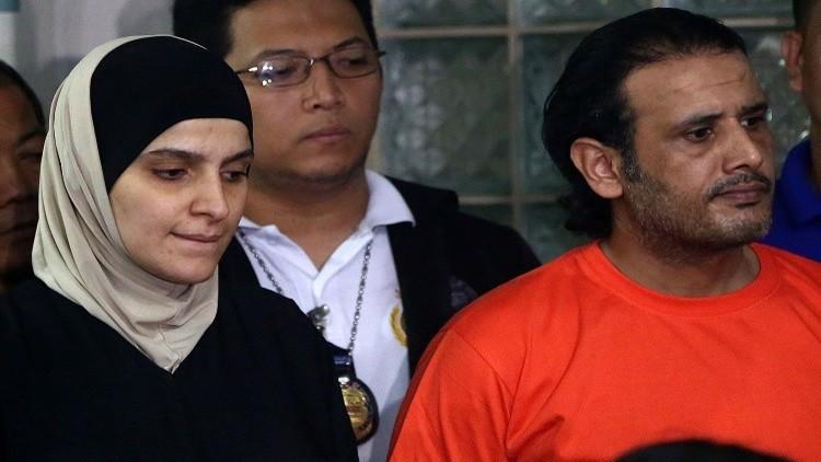 اعتقال سورية وكويتي بتهمة ارتباطهما بتنظيم