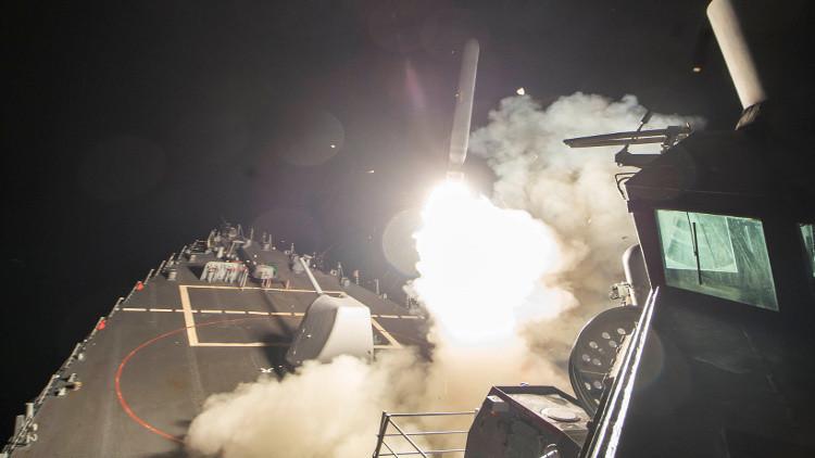 مصدر عسكري بقاعدة الشعيرات: الطائرات الحربية ومرافق القاعدة دمرت بالكامل