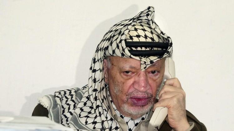 موفاز يكشف عن سر جديد حول ياسر عرفات