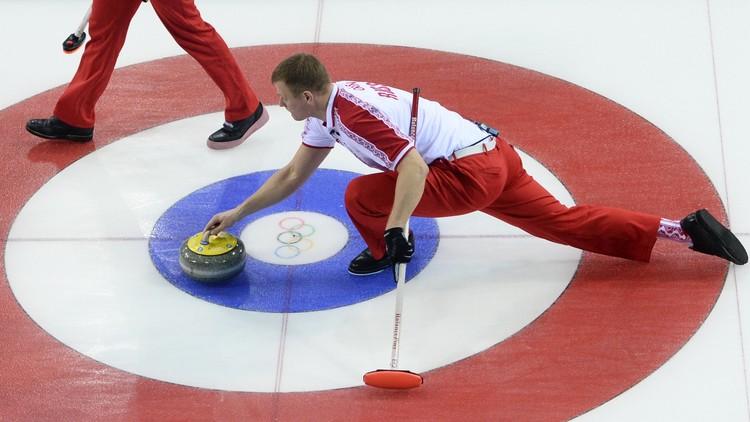 روسيا لم تذق نكهة أي انتصار في بطولة العالم للكيرلينغ