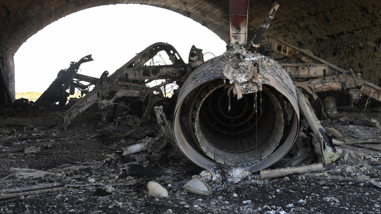 الجيش السوري أخلى القاعدة الجوية في حمص قبل الهجوم
