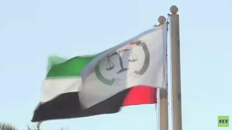 الرياض وأبوظبي تؤيدان الضربة الأمريكية