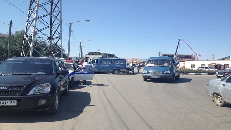 مقتل عنصري أمن جراء إطلاق نار في إنغوشيا جنوب روسيا