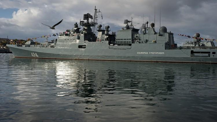 فرقاطة روسية تعود إلى المتوسط بصواريخها المجنحة